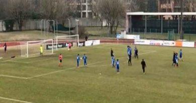 Folgore Caratese-Ascoli 1-3: a segno Ganz, Monachello e Addae.