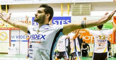 Arriva la quinta sconfitta consecutiva per la M&G Videx Grottazzolina