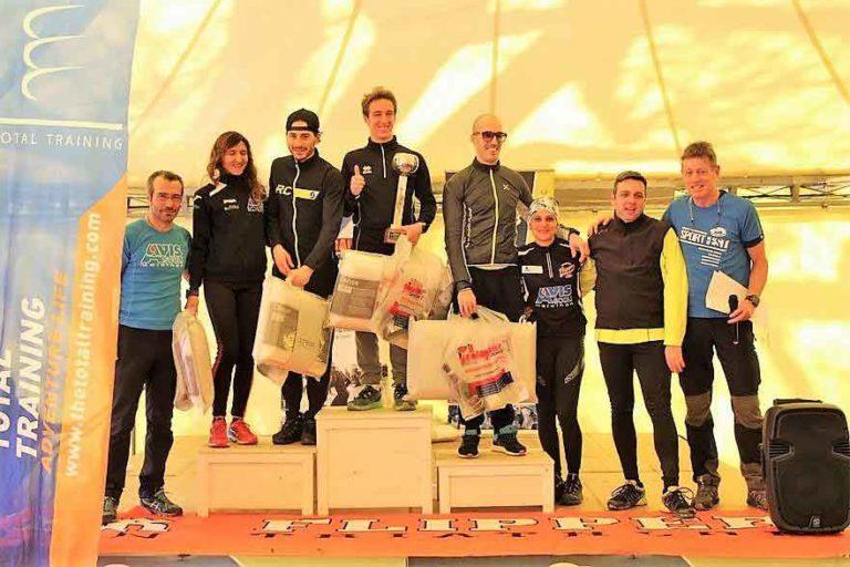 FLIPPER TRIATHLON Ascoli P. A.S.D. e AVIS Ascoli Marathon A.S.D. 1° WINTER TRAIL di BELFORTE del CHIENTI – MC