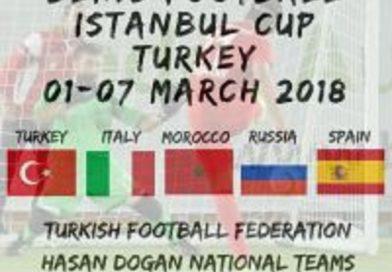 Calcio B1, dall'1 al 6 marzo l'Italia in Turchia per l'Istanbul Cup