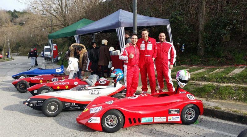"""1' tappa del """" Soap Box Scuderia Ferrari Club Championship """""""