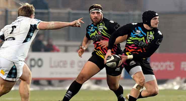 Zebre Rugby Club Scelte le Zebre per la trasferta scozzese di domani a Glasgow