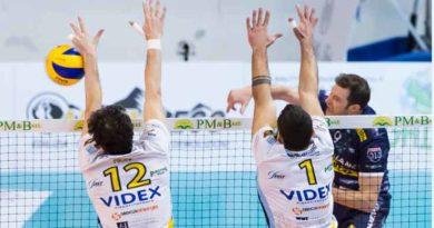 A Viterbo arriva una nuova sconfitta per la M&G Videx Grottazzolina