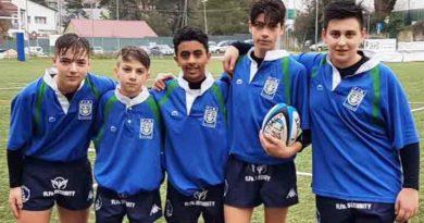 """Rugby V Regio Picena San Benedetto """"IV Tempo Rugby e Cultura"""""""
