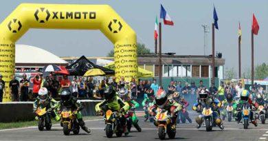 Campionato Italiano Minimoto: successone alla 1°