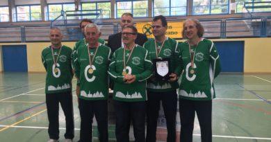 FISPIC, Torball, la premiazione del Gsnv Bolzano