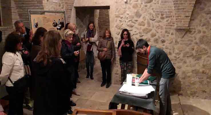 """Due tappe del progetto """"Camminata dei musei"""" per festeggiare la menzione nel premio nazionale """"Enzo Bearzot – La sfida sociale"""""""