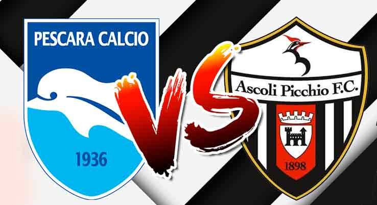 Pescara Calcio 1936-Ascoli Picchio 1898 Fc Live score