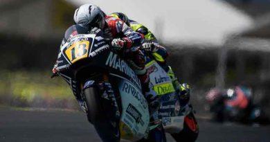 Grand Prix de France: Race, primi punti per Fenati