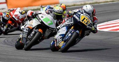 Gran Premio de Catalunya: Race, altra caduta per Fenati