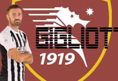 Ascoli Calcio: GIGLIOTTI ALLA SALERNITANA.