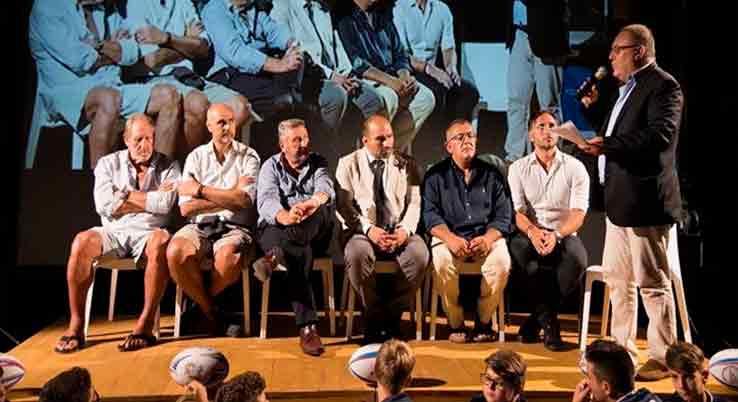 """""""Eccellenza Sportiva del Territorio"""",Importante riconoscimento per la Fifa Security Unione Rugby San Benedetto."""