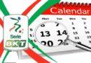 Serie bkt: ecco il calendario del prossimo campionato, Ascoli riposo alla 4°