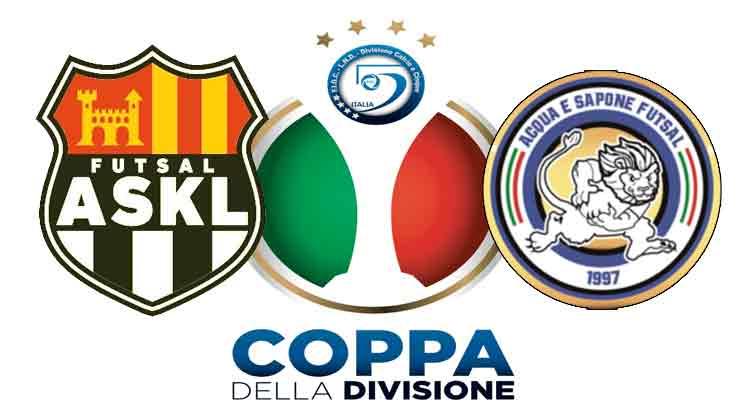 C5 Coppa della Divisione, Massimo Cottilli: All'inizio pensavo fosse uno scherzo.