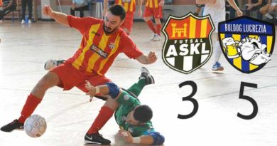 ASKL Bull dogs 3-5 interviste post gara: Fusco <molte occasioni sprecate>