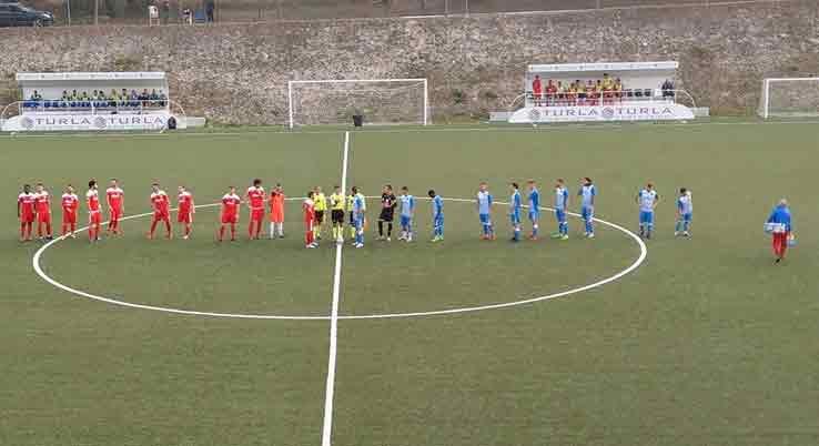 Campionato di Promozione girone B,ATLETICO ASCOLI 3 – ASD CAMERINO CALCIO 2