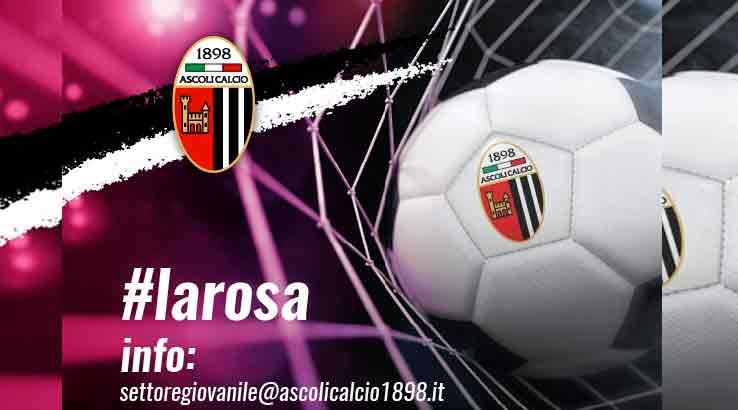 #LAROSA: aperte le iscrizioni per l'Ascoli Calcio Femminile.