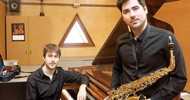 """Terzo concerto del Festival """"NUOVI  SPAZI MUSICALI"""""""