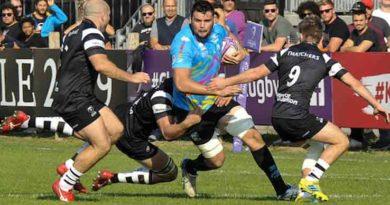 Zebre Rugby - BRISTOL BEARS 20-17, i ducati battono i lord