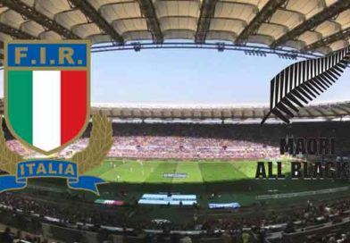 ITALRUGBY VERSO ROMA, all' olimpico Italia All Blacks