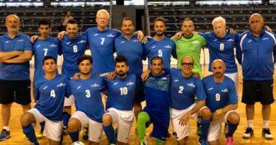 calcio a 5 ipovedenti l'incontro tra Limite Capraia e l'Adriatica Uici è terminato in parità 2-2