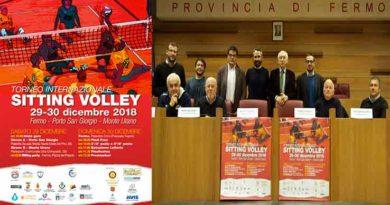 TORNEO INTERNAZIONALE SITTING VOLLEY