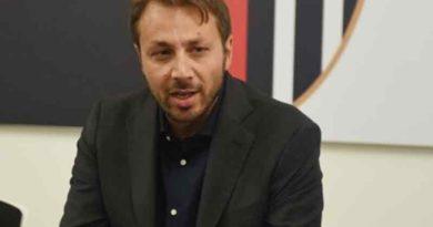 Direttore Sportivo Antonio Tesoro,