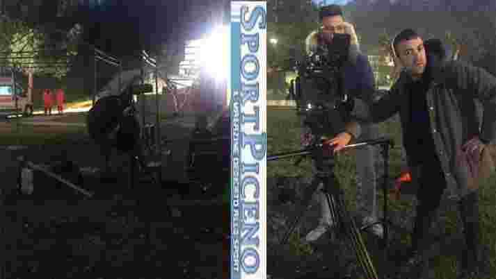 """""""Luce oltre il silenzio"""" ad Ascoli iniziate le riprese del docu-film sportpiceno"""