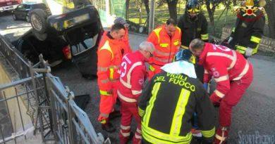 13/02/2019 Incidente stradale Osimo di Ancona sportpiceno
