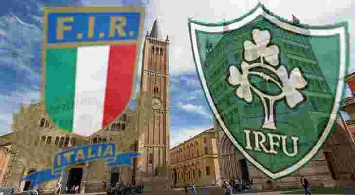 Italia VS Irlanda Sei Nazioni femminile 2019, Presentata a Parma la sfida