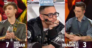 Sanremo Young: il cantante ascolano Maxi Urban è nei 10
