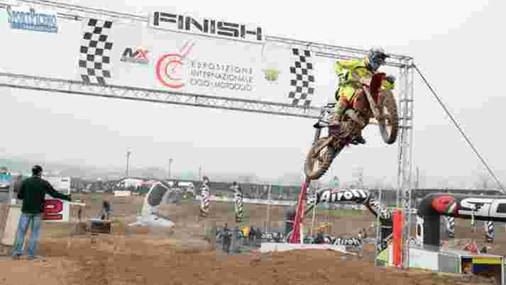 Talenti Azzurri FMI Motocross tra Collegiale e gli Internazionali d'Italia sportpiceno