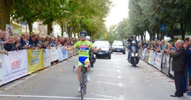 Esordio positvo per la Calzaturieri Montegranaro, Gasperrini chiude la gara al sesto posto