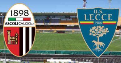 Lecce - Ascoli, ecco quando si recupera