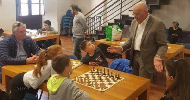 AP Family – Settimana della famiglia 2019.Giochiamo a scacchi