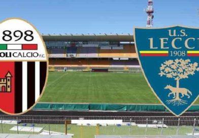 Serie B Lecce-Ascoli live score