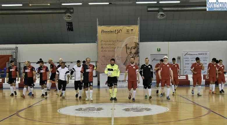 ULTIMA GIORNATA DEL campionato italiano di c5 ipovedenti