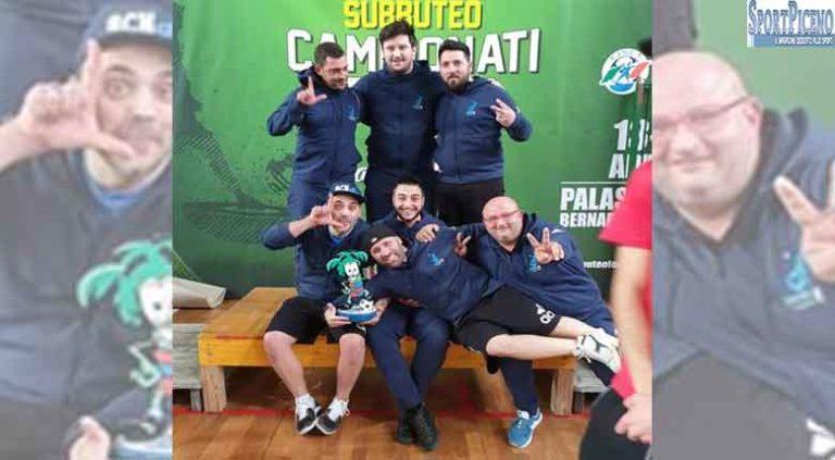 Campionati italiani a squadre calcio tavolo 2019