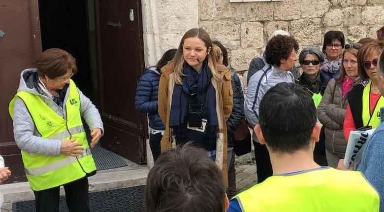 """Domenica 14 aprile terza tappa del progetto """"Camminata dei musei"""""""