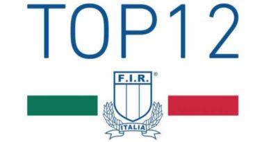 FASI FINALI Campionato Italiano TOP12 2018/19 IN ONDA SU RAISPORT