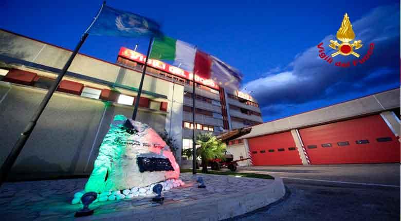 Cambio al vertice vigili del fuoco Ascoli Piceno