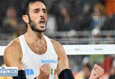King Queen beach volley tour 2019 – Paolo Nicolai vice campione olimpico ospite a Civitanova Marche
