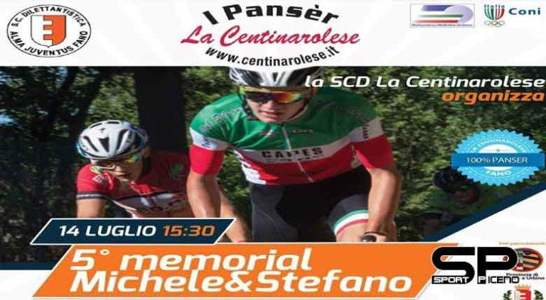 Ciclismo Giovanile,Memorial Michele & Stefano, verso il record di iscritti per la gara allievi a Centinarola di Fano