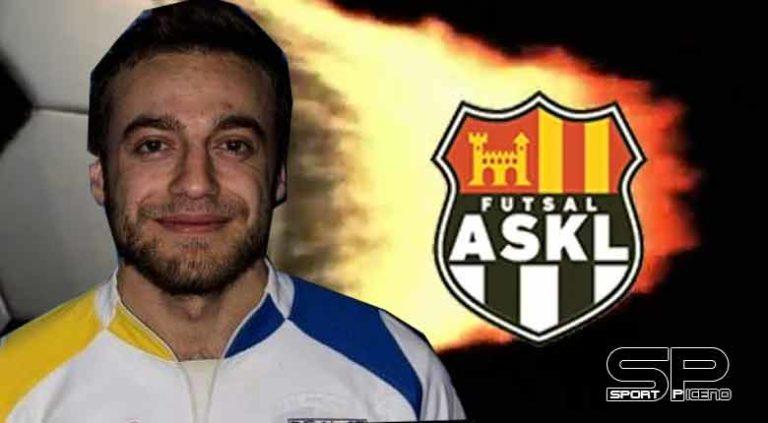 Nuovo acquisto per la futsal ASKL preso Giammarco Di Blasio