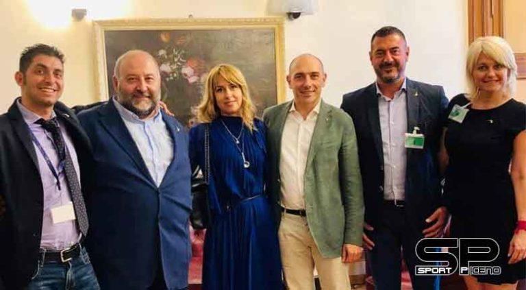 Incontro con il presidente On. Alessandro Morelli su trasporti e infrastrutture del Piceno