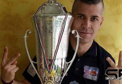 La società FUTSAL ASKL ha il nuovo allenatore e giocatore, Irineu Zanatta, meglio conosciuto con il nome di Sapinho
