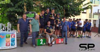 OP Bike vincente a Sant'Egidio alla Vibrata con l'esordiente Gianmarco Pinton