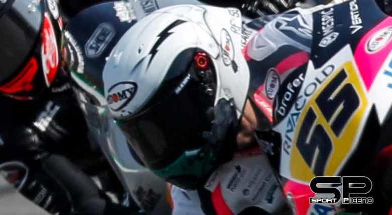 Moto 3 ritorno con punti per Romano Fenati.