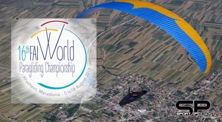 16° Campionato del Mondo di volo in parapendio, Italia sul podio