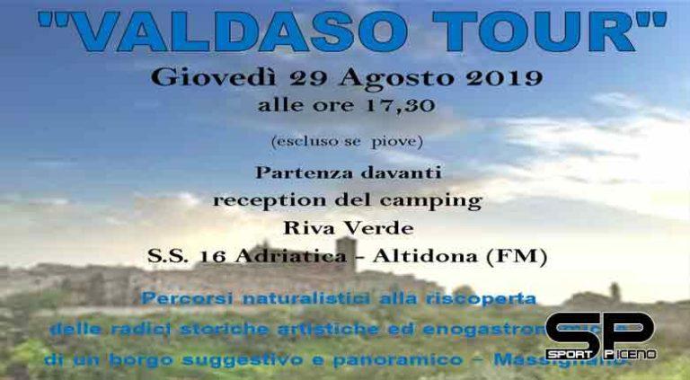 """La settima tappa di """"Valdaso Tour"""" a Massignano il 29 agosto"""
